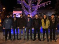 IRKÇILIK - Çin Zulmünü Protesto Yürüyüşü Ankara'ya Ulaştı