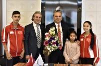 YÜZME HAVUZU - Çocuklar, Engelliler Ve Yaşlılar İçin 'İşbirliği Protokolü' İmzalandı