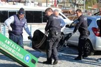 DENİZ POLİSİ - Fok Sanılan Cisim Ceset Çıktı