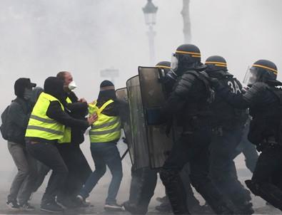 Fransa'da dikkat çeken yasak