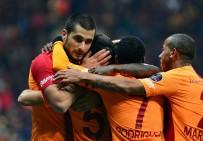 ÇAYKUR - Galatasaray Evindeki Yenilmemezliğini 27 Maça Çıkardı