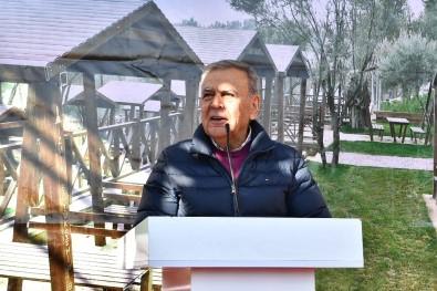 İzmir Büyükşehir Belediye Başkanı Aziz Kocaoğlu Açıklaması