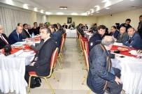Karaman'da Kent Güvenlik Danışma Kurulu Toplantısı Yapıldı