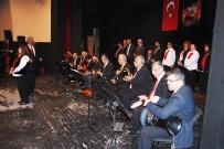 RAMAZAN AKYÜREK - Kardelen Engelliler Derneği'nden THM Konseri