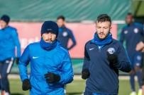 KASIMPAŞA SPOR - Kasımpaşa, Kayserispor Maçı Hazırlıklarını Sürdürdü