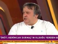 ALEYNA TİLKİ - İsmail Türüt: Kerimcan'ın olduğu yerden geçmem
