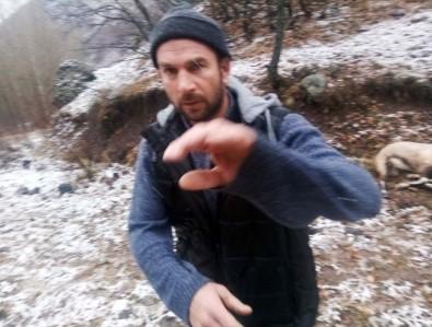Köylü Çekti, İşte Dağ Keçisini Vuran Şahıs