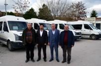 MUSTAFA YıLMAZ - Minibüsçülerin Direksiyonuna Samast Geçti