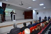 Mucur'da 'Kalkınma Stratejileri Geliştirme' Çalıştayı Düzenlendi
