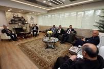 ESNAF ODASI - Oda Başkanlarından Fethi Yaşar'a Tam Destek
