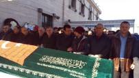 SÜLEYMAN ÇELEBİ - Öldürülen Taksici Son Yolculuğuna Uğurlandı
