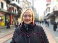 İŞ GÖRÜŞMESİ - (Özel) Alman Kadın 6 Aylığına Geldiği Bursa'dan 8 Yıldır Ayrılamıyor