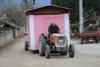 AHMET YıLMAZ - (Özel) Muhtar Mahallesine 13 Yıldır 'Seyyar Bakkal' Hizmeti Veriyor