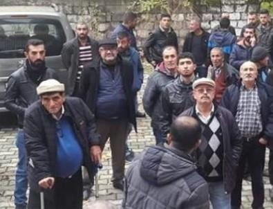 Pazarcık'ta 44 kişi CHP'den istifa etti