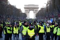 FRANSA CUMHURBAŞKANI - Sarı Yelekliler Macron'un İstifasını İstiyor