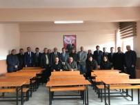 Şehit Öğretmen Sezgin Yolcu Ortaokulunda Velilerden Yenilik