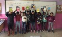 HALK BANKASı - Siirt'te 47 Okula Kitap Ve Satranç Dağıtıldı