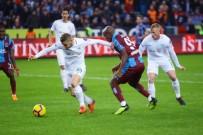 ALI TURAN - Spor Toto Süper Lig Açıklaması Trabzonspor Açıklaması 0 - Atiker Konyaspor Açıklaması0 (İlk Yarı)