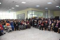 TOPLU KONUT - Tarsus Belediyesi'nde Toplu Konut İçin Kura Heyecanı Yaşandı