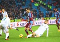 ALI TURAN - Trabzon'da İlk Yarı Gol Yok