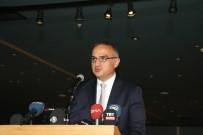 KÜLTÜR VE TURİZM BAKANI - Türkiye'nin 18 Yıllık Lale Figürlü Logosu Değişiyor