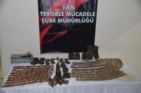 KESKİN NİŞANCI - Van'da PKK'ya Ait Silah Ve Mühimmat Ele Geçirildi