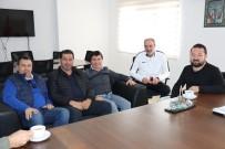 KARATE - Ahmet Aras, Bodrumspor'a Destek Sözü Verdi.