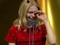 ALEYNA TİLKİ - Aleyna Tilki'nin gözyaşları