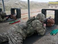 BEDELLI ASKERLIK - Bedelli askerlerin eğitimi görüntülendi