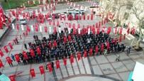 BEYKOZ BELEDİYESİ - Beykoz'da Eski 500 Komando Bir Araya Geldi