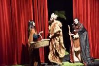 ÇOCUK OYUNU - Bozüyük'te 'Hayy Meraklı Çocuk' Müzikali Sahnelendi