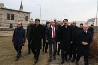 Murat Kurum - Çevre Ve Şehircilik Bakanı Kurum'un Erzurum Gezisine Üç Kümbetler Damga Vurdu