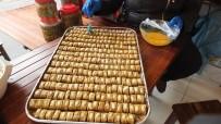 BALCı - Çörekleri Birinci Oldu, Siparişlere Yetişemiyorlar