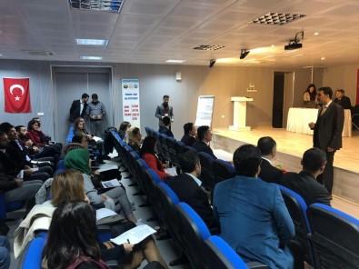 Ergani'de Proje Hazırlama Ve Yürütme Eğitimi Verildi
