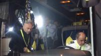 FENERBAHÇE - Fenerbahçe, İstanbul'a Takım Otobüsüyle Dönüyor