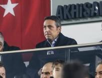 FENERBAHÇE - Fenerbahçe taraftarından flaş protesto! 'Ali Koç istifa!'