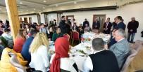 MEDENİYETLER - Gürkan, Multidisipliner Kongresi'ne Katılanlarla Bir Araya Geldi