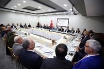 FEDERASYON BAŞKANI - Haymanalılardan Başkan Yaşar'a Tam Destek