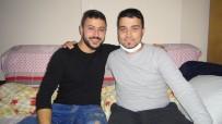ORGAN NAKLİ - İki Haftalık Ömrü Kaldığı Söylenen Adamın İmdadına Arkadaşı Yetişti