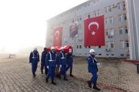 SELAHATTIN GÜRKAN - Kazada Ölen Karakol Komutanı İçin Tören Düzenlendi
