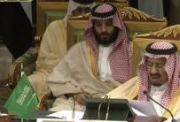 KUVEYT EMIRI - Kral Selman'dan Suriye'de Birlik Çağrısı