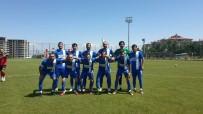 Malatya Yeşilyurt Belediyespor Kahta'yı Farklı Mağlup Etti