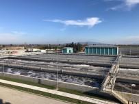 CENGIZ ERGÜN - Manisa'da 75 Milyonluk Tesiste Atıksu Artımına Geçildi