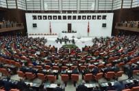 MALİYE BAKANI - Meclis'te Yoğun Hafta