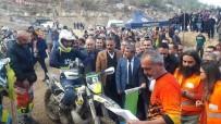 PARA ÖDÜLÜ - Mut'ta Motofest Yarışları Sona Erdi
