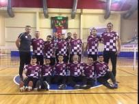 BEDENSEL ENGELLILER - Oturarak Voleybol Türkiye Kupası'nı Kdz. Ereğli Paravolley Kazandı
