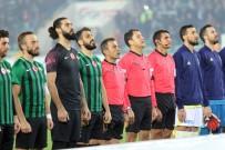 MEHMET TOPAL - Spor Toto Süper Lig Açıklaması Akhisarspor Açıklaması 1 - Fenerbahçe Açıklaması 0 (İlk Yarı)
