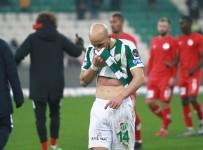 MEVLÜT ERDINÇ - Spor Toto Süper Lig Açıklaması Bursaspor Açıklaması 0 - Antalyaspor Açıklaması 2 (Maç Sonucu)