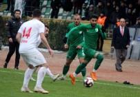 GÜMÜŞHANESPOR - TFF 2. Lig Açıklaması B.B.Bodrumspor Açıklaması1 Gümüşhanespor Açıklaması 0
