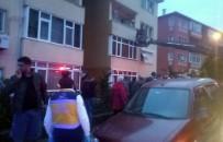 ÇENGELKÖY - Üsküdar'da 4 Katlı Binanın Bodrum Katında Korkutan Yangın